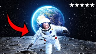 I Went To The MOON In GTA 5 With TECHNO GAMERZ😱