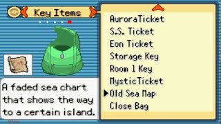 Pokemon Theta Emerald EX Cheats - Rare Candy, Steal Trainer