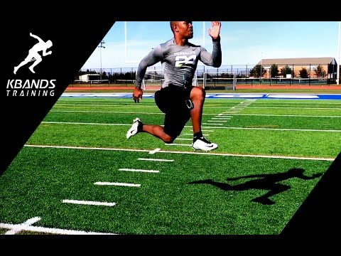 Plyometrics Workout | Leg Bands For Jumping and Speed