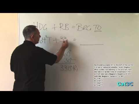 QEV 018 Relative Bearings (A)
