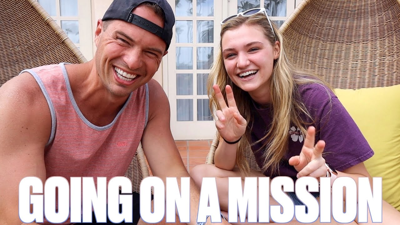 POOLSIDE MISSIONARY Q&A WITH HERMANA BINGHAM | ALL YOUR MISSION QUESTIONS ANSWERED