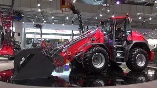 Best tractors and farm machinery at Agritechnica 2017