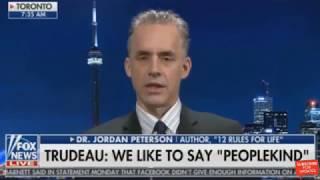 Professor Jordan Peterson on Trudeau