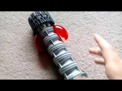 LEGO lightsaber