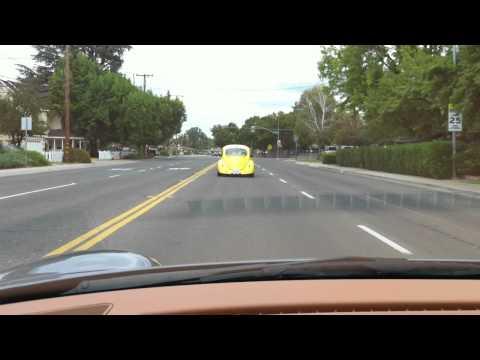 Jason's 74 VW Bug - Custom Double A-arm Suspension on Airbags