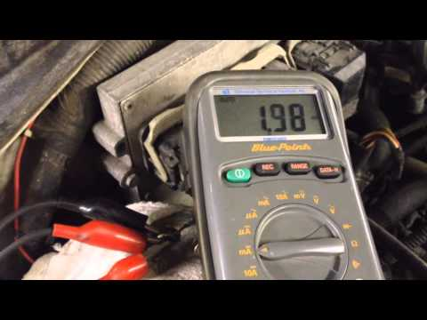How To Perform a Battery Parasitic Draw Test