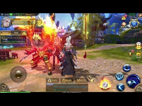 Top 5 Best MMORPG For AndroidIOS In 2019 English Version