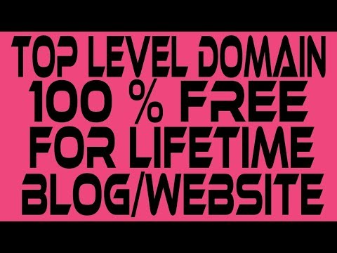How To Get Free .Com Domain New Update Method, How To Get Free .Com Domain, Get Free Hosting,