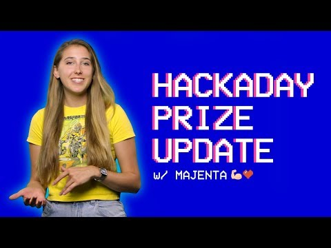 Hackaday Prize Update : Round 1