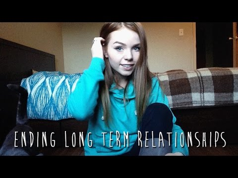 Breaking Up in a Long-Term Relationship