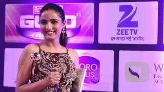 Hot Jasmin Bhasin Exposed Her Sideboob At Award Show 2016