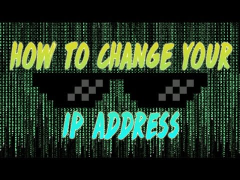 How To Change Your IP Address Using Command Prompt (2016)!