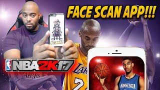 NBA 2K17 FACESCAN MOBILE APP COMING SOON! + BUY/SELL ON MyTEAM AUCTION HOUSE IN MyNBA2K17
