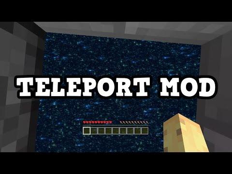 Minecraft Xbox 360 / PS3 Server Style Teleport Mod (TU46)