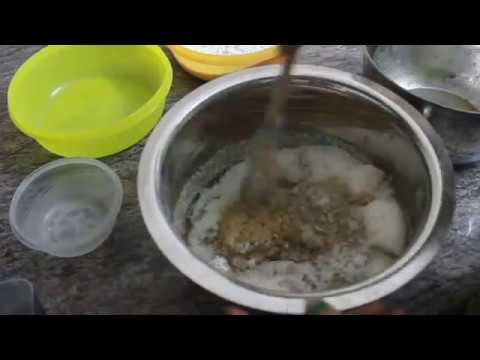Ratna's Cookery - Gundar pak - Healthy Winter paak