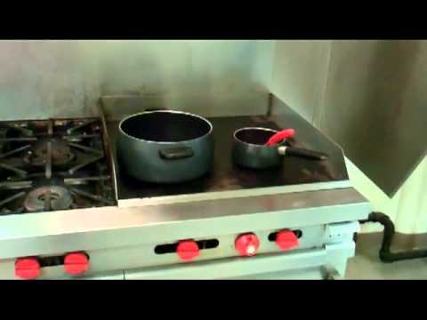 Stove Griddle Oven
