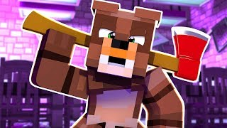 Five Nights At Popgoes - THE NEW FNAF?! | Minecraft Roleplay