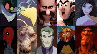 Defeats Of My Favorite Animated Non Disney Movie Villains Par 15
