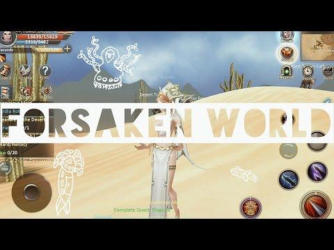 Forsaken World | MMORPG ANDROID