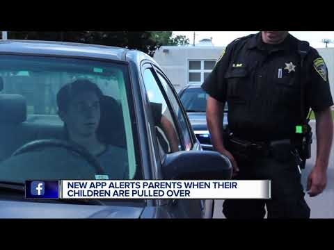 New program in Livingston Co. will send parents text alerts when teens are pulled over