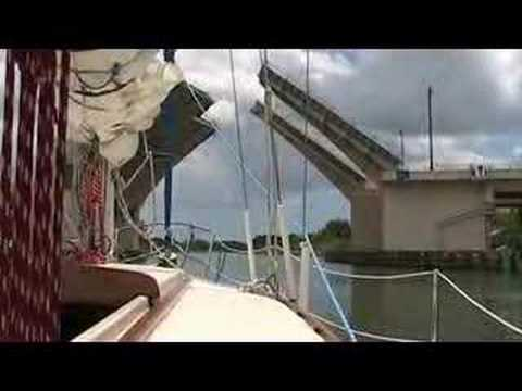 Tampa to Key West sailing attempt highlights US30, US Yachts Sailboat Tampa Bay.