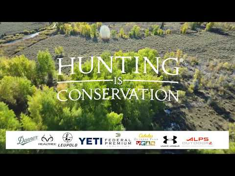 Hunting Is Conservation - Clearing the Way for Wildlife in Montana