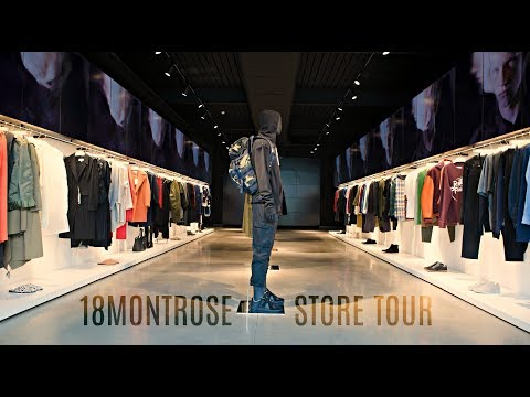 INSIDE 18Montrose NEW London Store