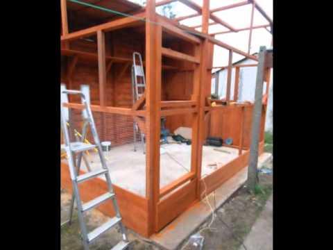 Building my Owl Aviary