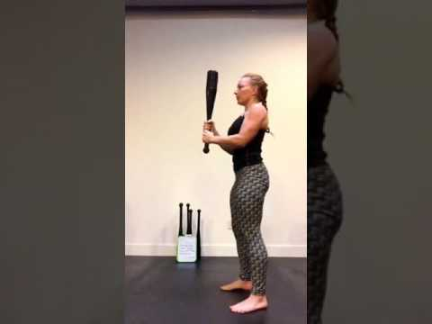 Sample CLUBBELL workout
