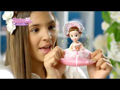 Tortice presenečenja princeske - Poroka (Dexy Co Slovenija)