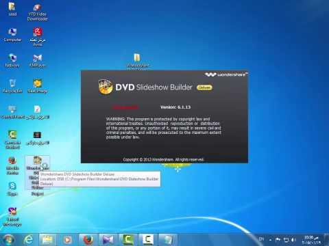 wondershare dvd slideshow builder deluxe 6.1 11 crack