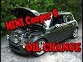 MINI Cooper S Oil Change