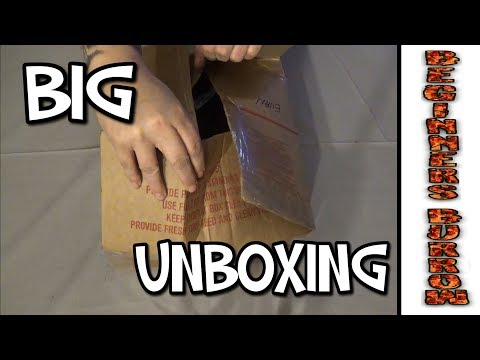 Unboxing a Goliath - Beginners Burrow