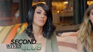Veronika Obeng Confronts Tania Mehra Over Feud   Second Wives Club   E!