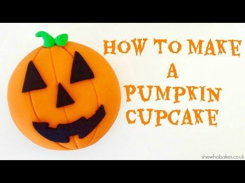 How To Make A Pumpkin Cupcake