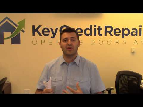 Credit Repair Tip #20-