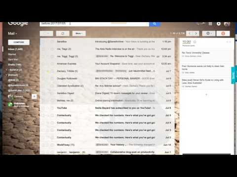Bulk Archive Emails in Gmail