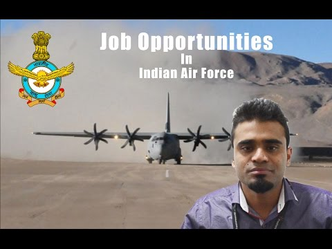 Indian Air Force Recruitment Notification 2018 – IAF jobs ,Defence , Military, Exam dates & results