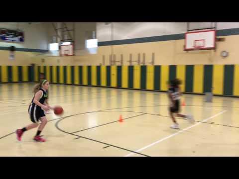 6th Grade Girls Basketball Workout