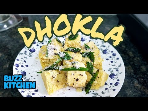 DHOKLA in Microwave