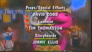 Barney's 1-2-3-4 Seasons Credits (1996)