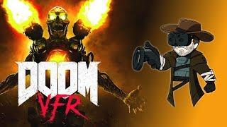 Doom VFR : First Impressions