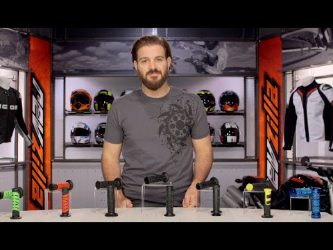 Pro Grip Handlebar Grips Review at RevZilla.com