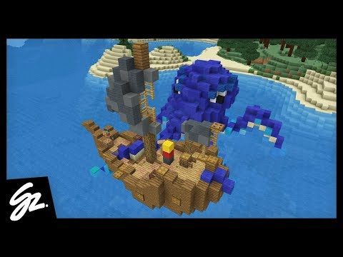SQUIDDY'S DAD ATTACKED GRIAN?! - Minecraft Color Challenge - #01