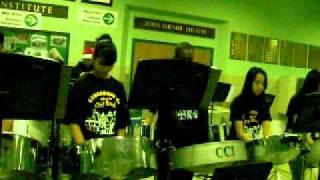 Cedarbrae Steel Band - Lambada/ Brazil