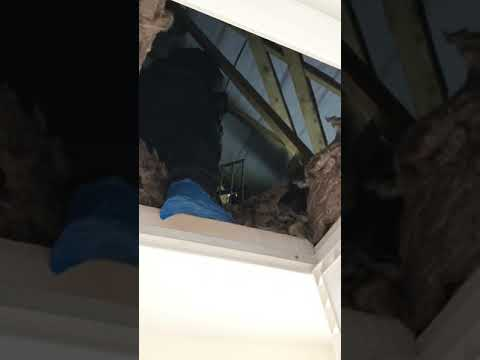 Installing a TV aerial in a loft on a new build house