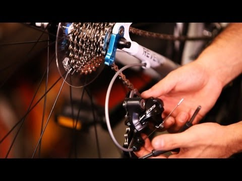 How to Replace a Rear Derailleur | Bicycle Repair