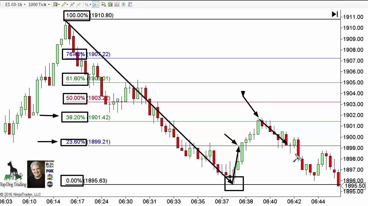 Day Trading Rules - Secret to Using Fibonacci Levels