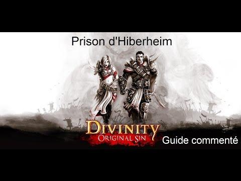 21 - Divinity Original Sin - Guide commenté FR HD - Prison d'Hiberheim