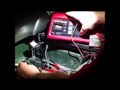 How To Test A 12 Volt Car Battery Charger 2-10 Amp Charger. Harbor Freight Item# 60581